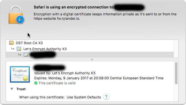 Let's Encrypt  - Lets Encrypt1 - Let's Encrypt Root Certificate Now Directly Trusted by Microsoft