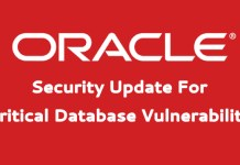 Oracle released security updates