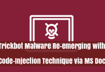 Trickbot Malware