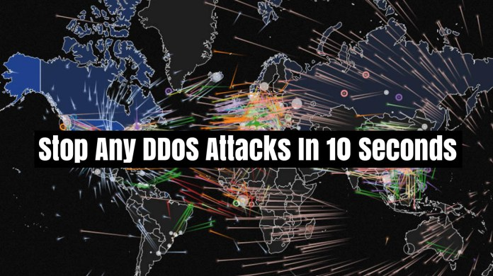 Stop DDoS Attacks  - W0wdG1535529268 - Stop DDoS Attacks In 10 Sec-Important Steps for DDOS Attack Mitigation
