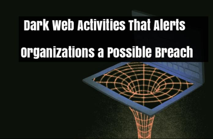 Dark Web Activities