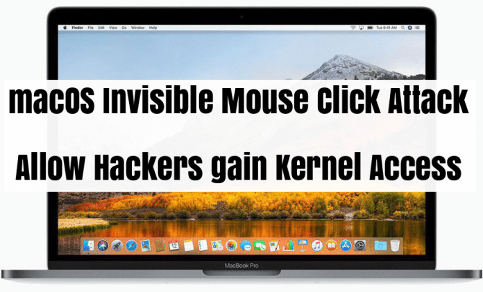 mouse clicks
