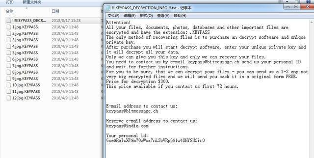 ransomware  - ransomware2 - A New Ransomware Disguising as Windows Activator Emerging in Wild