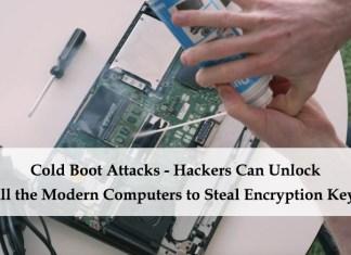Cold Boot Attacks