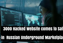 Hacked Websites