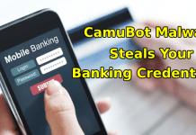 Unique Banking Malware