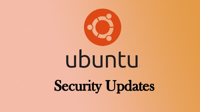Ubuntu Released Security Updates