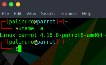 - parrots - Parrot Security OS 4.2.2 Released With Number of Powerful Hacking Tools