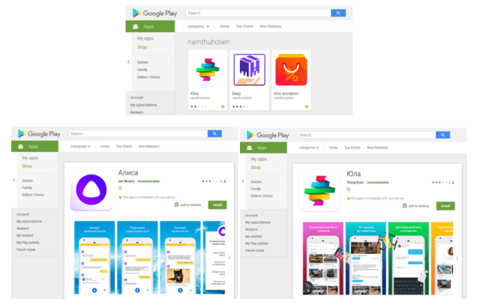 - pre - Hackers Uploaded 130 Malicious Android Apps on Google Play Store