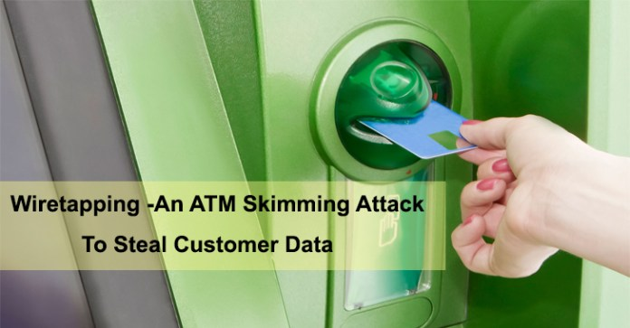 ATM Skimming Attack