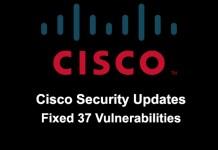 Cisco released security updates
