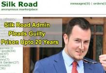 Silk Road Admin