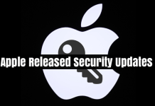 Apple Released Security Update