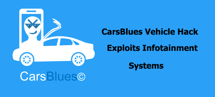 CarsBlues Bluetooth Hack Allows Hackers to Access Personal Information