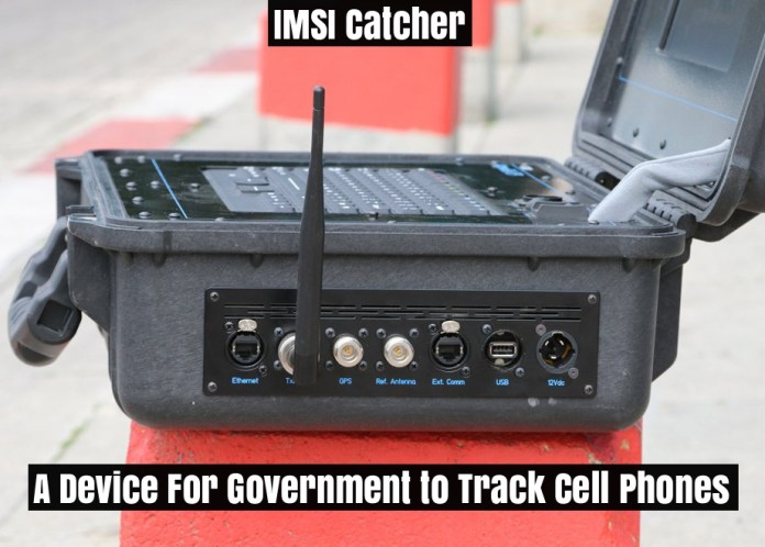 IMSI Catcher  - IMSI Catcher - IMSI Catcher – Device for Law Enforcement Agencies to Track Cell Phones