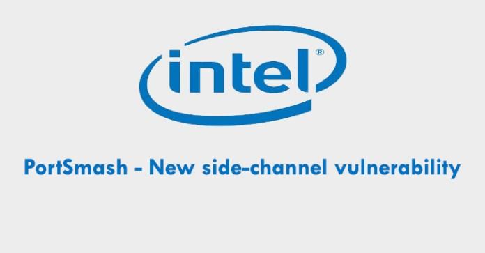 PortSmash  - PortSmash - A New Side Channel Vulnerability in SMT/Hyper-Threading
