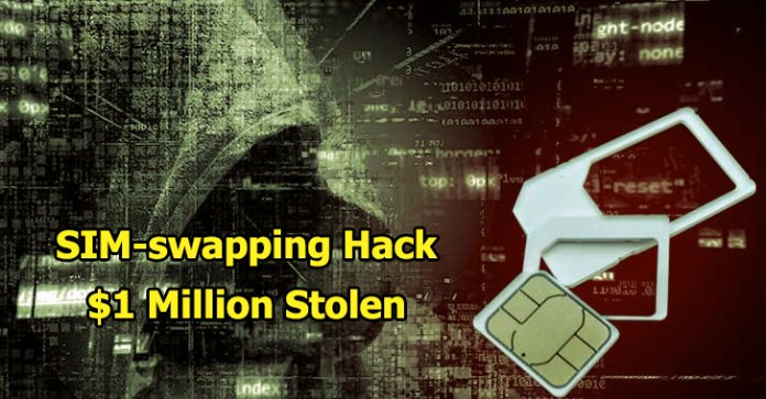 SIM-swapping  - SIM swapping1 - SIM-swapping Hack – 21-year-old man Managed Stole $1 Million
