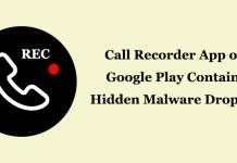 Call Recorder App