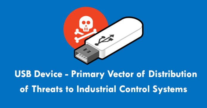 USB Device  - USB Device - USB Device – Primary Vector of Distribution of Threats