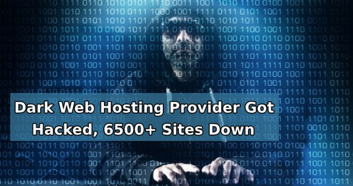 dark web hosting