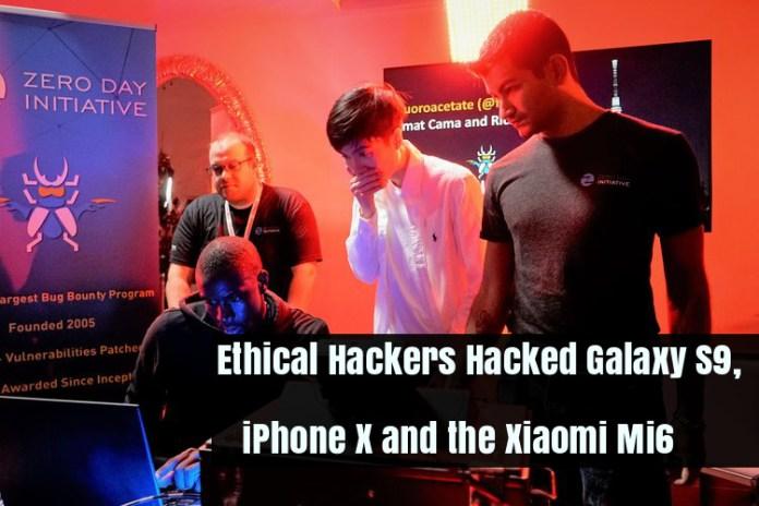 - rhEQC1542348186 - Ethical Hackers Hacked Samsung Galaxy S9, iPhone X