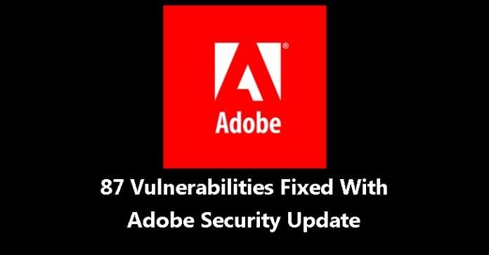 87 Vulnerabilities  - 87 Vulnerabilities - 87 vulnerabilities Fixed With Adobe December Security Update