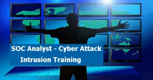 SOC Analyst – Cyber Attack Intrusion SIEM Training | From Scratch To