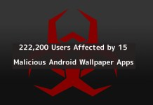 malicious wallpaper apps