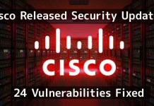 Cisco security updates