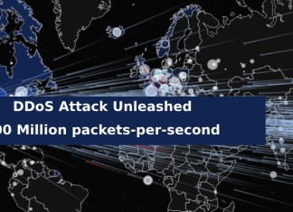 500 Million packets