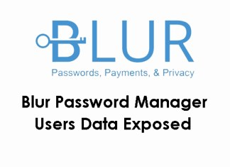 Blur Password