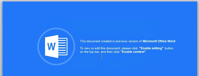 Malicious VBA Macro  - image5 - Malware Campaign – Distributing Ursnif Banking Malware