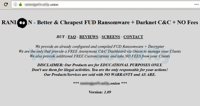 - 01 - Cybercrime as a Service – Ransomware, RDP logins & Credit Card Details