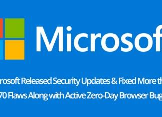 Microsoft security updates