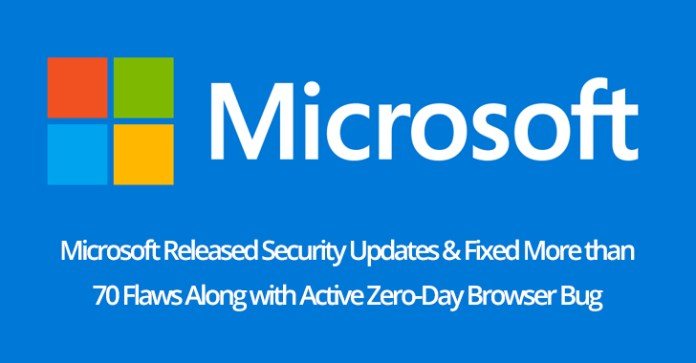 Microsoft security updates  - Microsoft security updates - Microsoft Released Security Updates & Fixed More than 70 Flaws