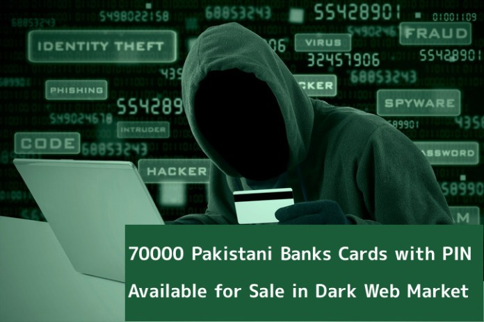 - fftfT1550903753 - 70000 Pakistani Banks Credits Cards with PIN Available for Sale