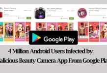malicious beauty camera apps