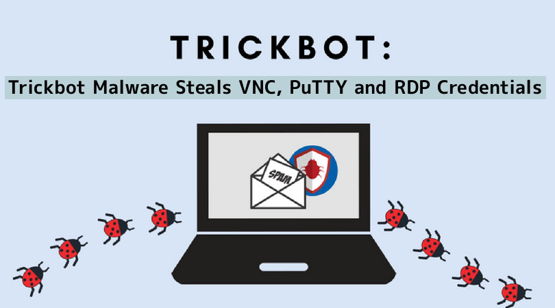 Hackers Launching Trickbot Malware That Steals RDP Credentials
