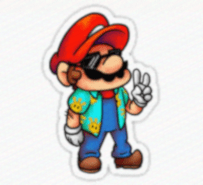 - s - Hackers Launching Gandcrab Ransomware via Super Mario Image