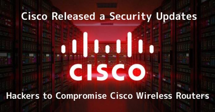 Cisco Released Security Updates  - 4zWiG1551450553 - Cisco Released Security Updates for command injection vulnerability