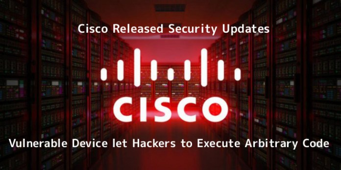 - CTrn91553224264 - Cisco Released Security Updates and Patched the 10 Vulnerabilities