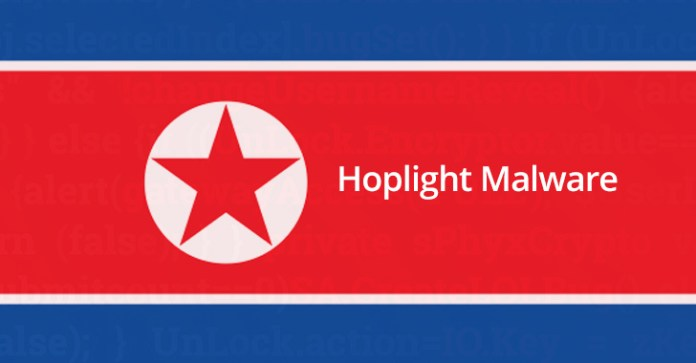 Hoplight Malware  - Hoplight Malware - DHS and FBI Uncovered North Korea Owned Hoplight Malware