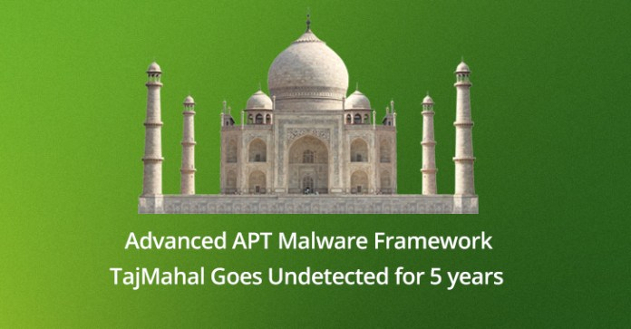 TajMahal  - TajMahal - New Highly Advanced APT Malware Framework TajMahal