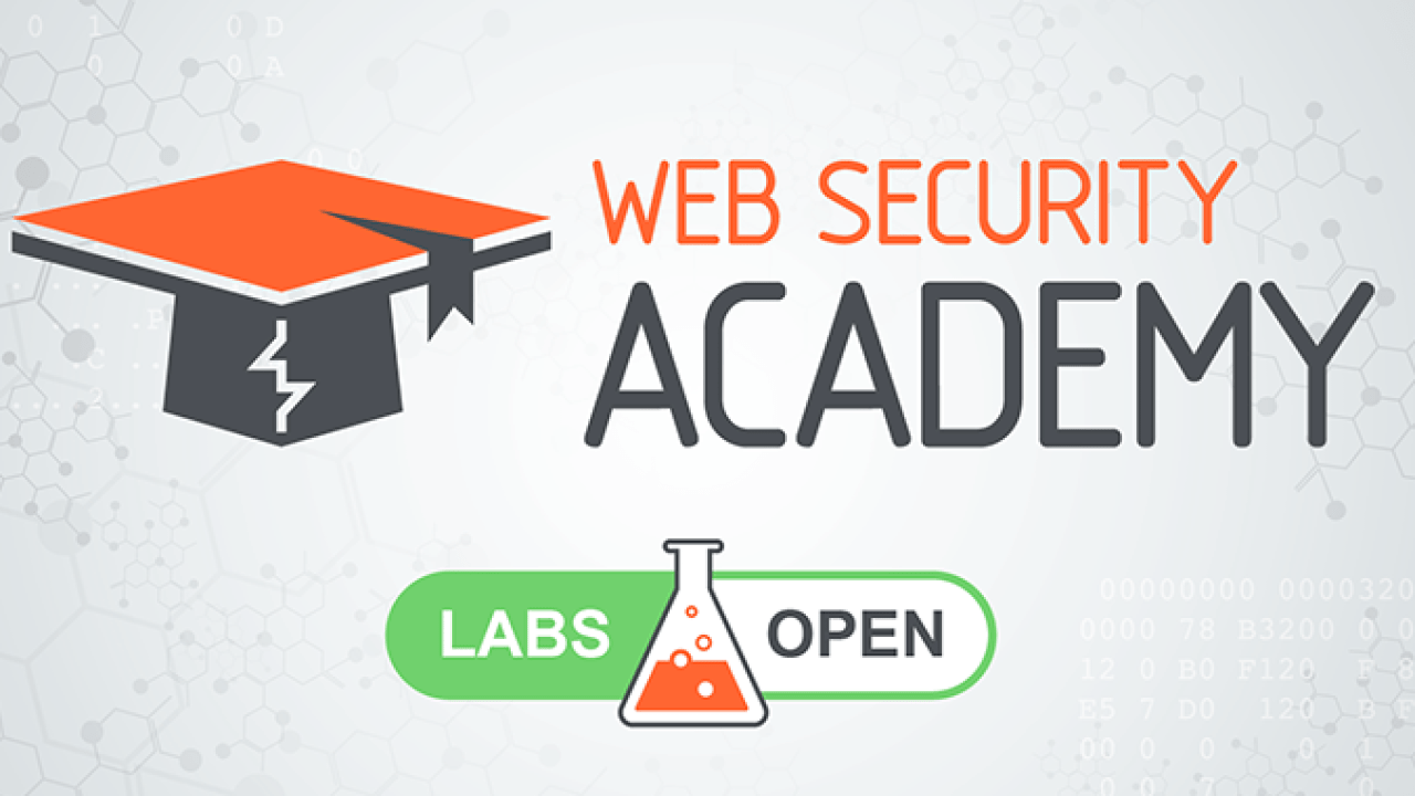 Web Security Academy - Free Training for Finding Web