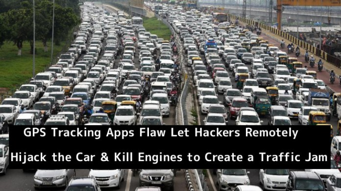 - abJxl1556442559 - GPS Tracking Apps Flaw Let Hacker Hijack the Car & Kill Engines