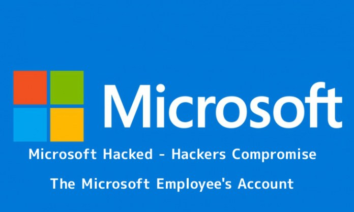 - cS0qY1555223373 - Microsoft Hacked – Hackers Compromised The Microsoft Employee's Account