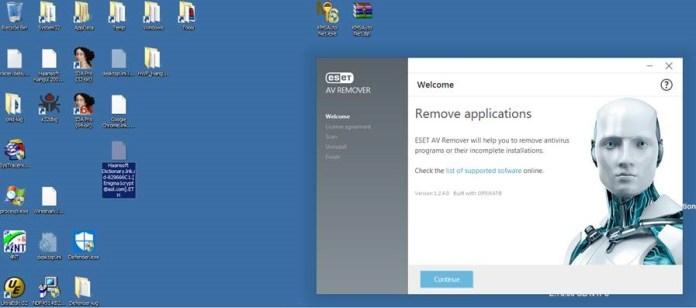 - Dharma Ransomware2 - Dharma Ransomware Abusing Legitimate Anti-virus Tool