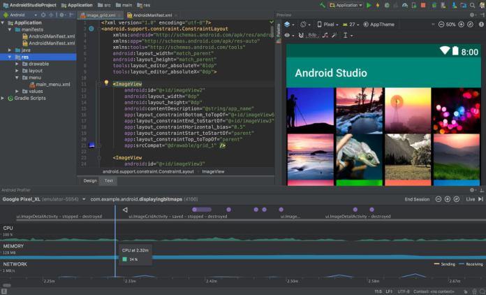 8. Android Studio Emulator