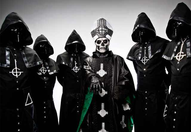 Live Review: Ghost/Gojira @ Brixton Academy, London (24/03/13)